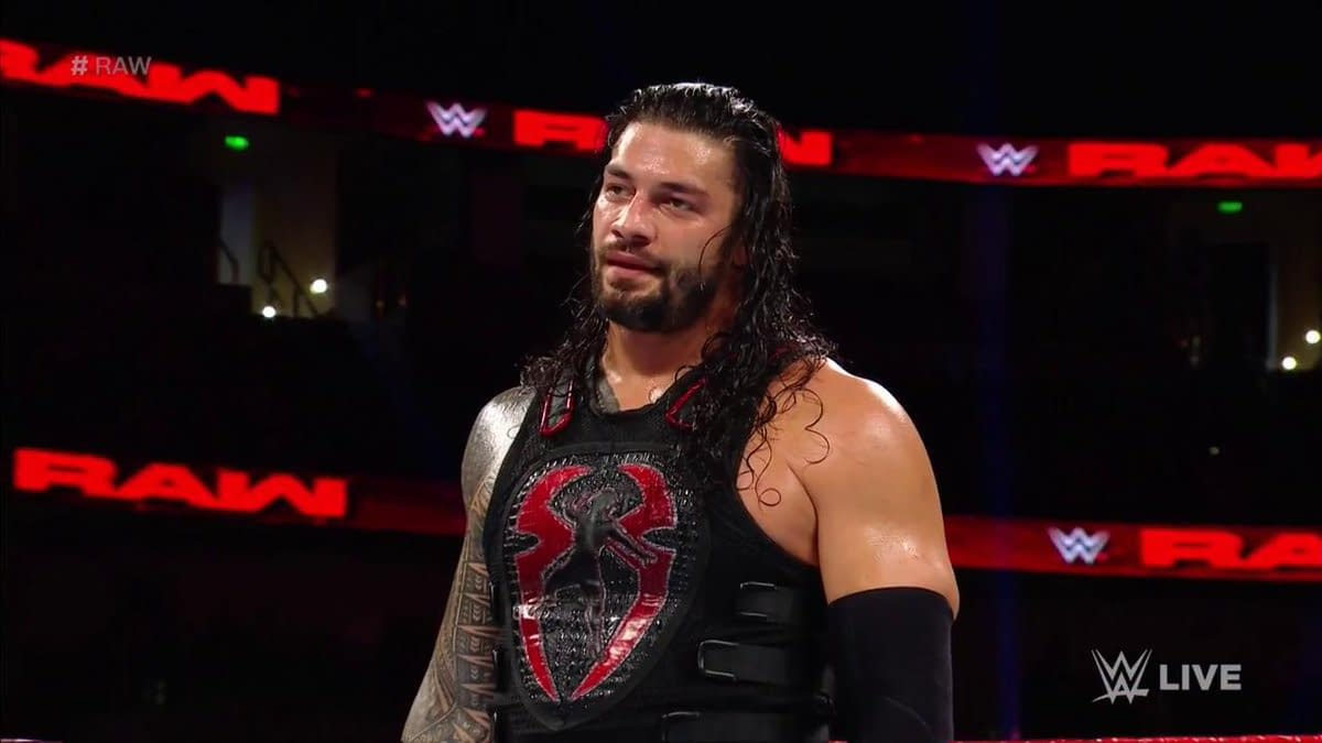 Roman Reigns Was Looking At A Half-Empty Arena When He Bragged To John Cena About Ticket Sales