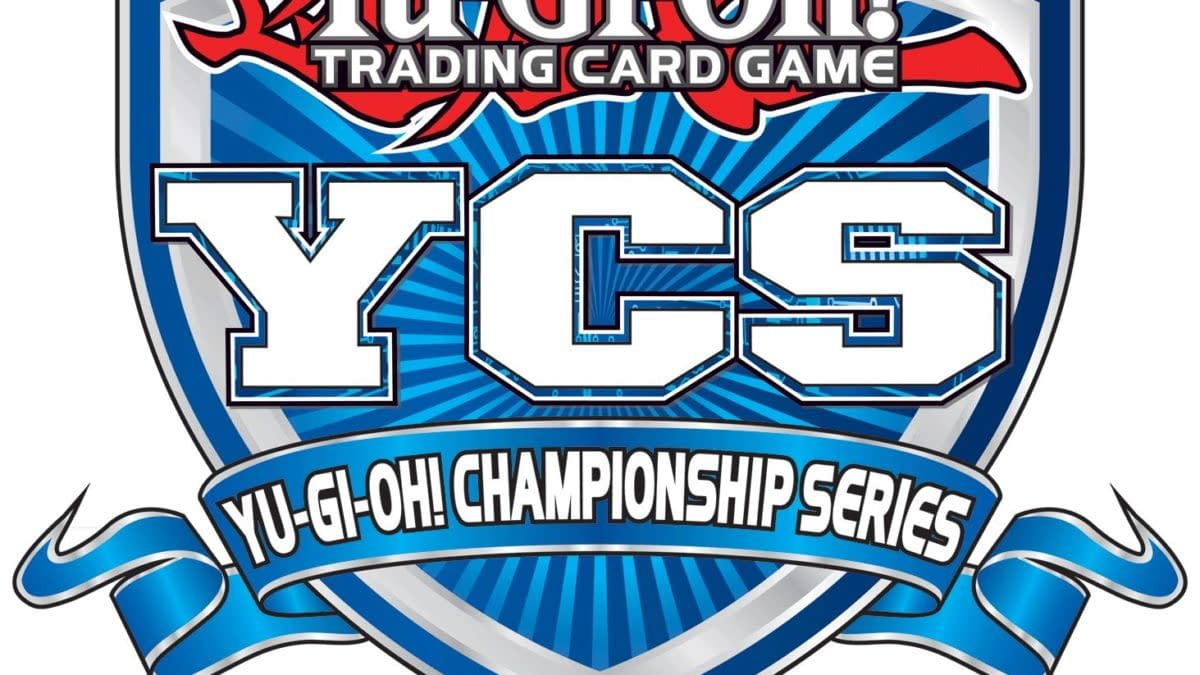 The Yu-Gi-Oh! Championship Series Will Return In-Person This January