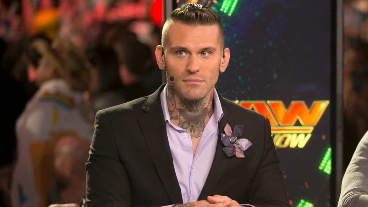 Corey Graves' Wife Accuses WWE Commentator of Affair with Superstar