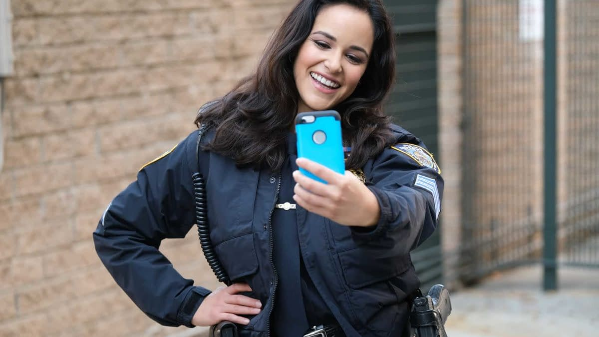 "Brooklyn Nine-Nine Season 8 ""Really Satisfying End"": Melissa Fumero"
