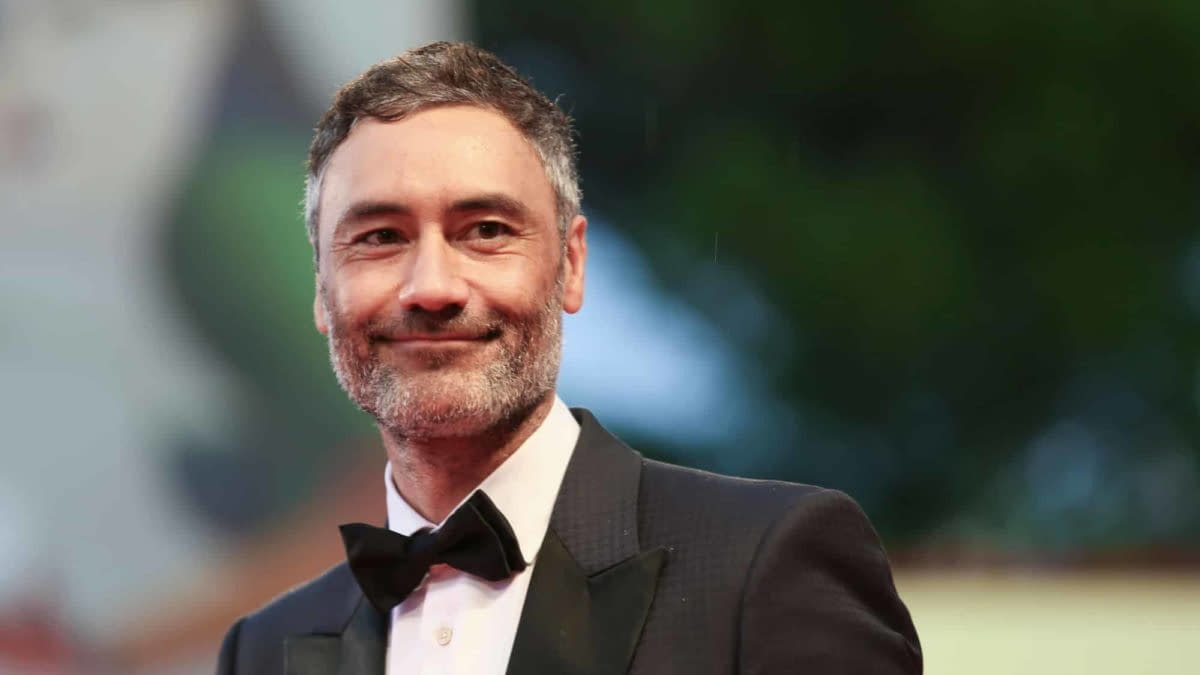 How Taika Waititi Went From Akira to The Suicide Squad