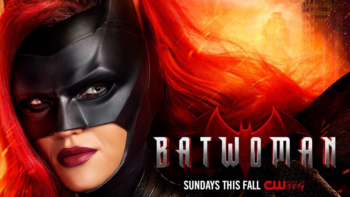 """Batwoman"": Kate Kane Takes a ""Night Ride"" Through Gotham's Shadows [TEASER]"