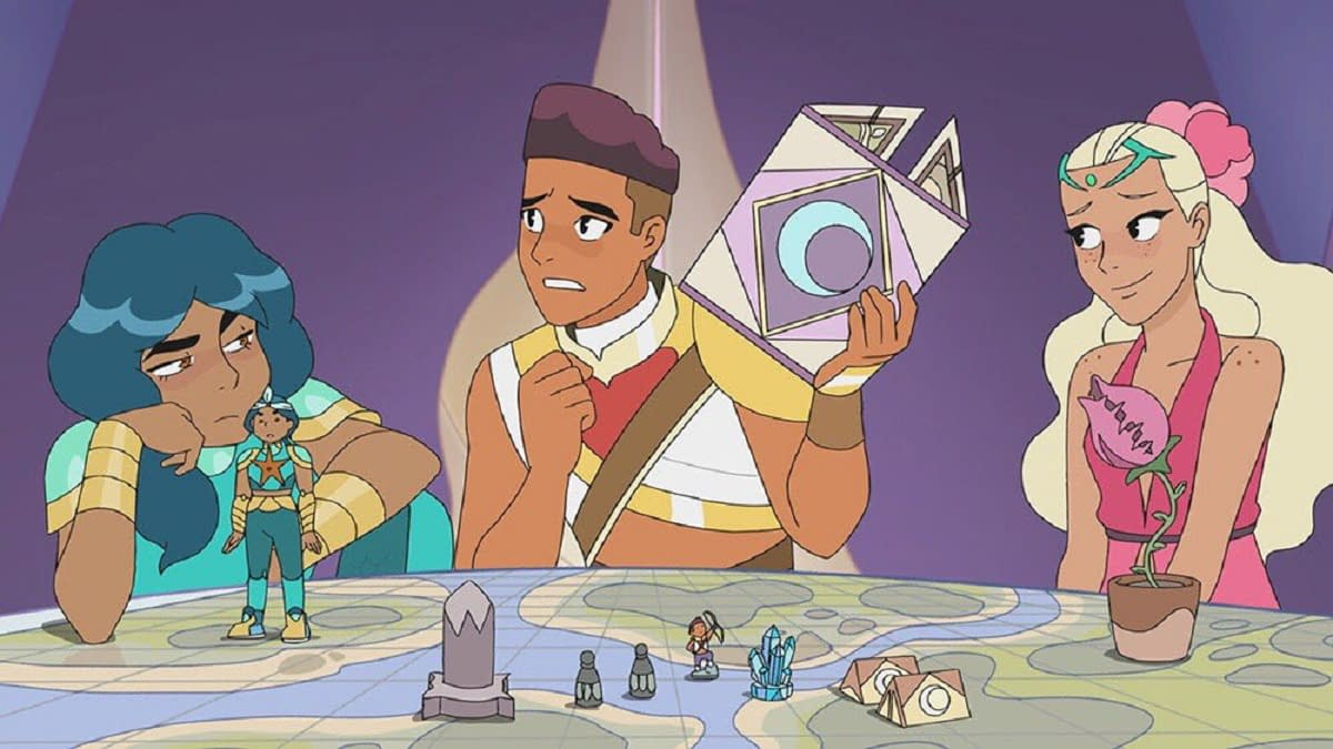 'She-Ra and the Princesses of Power' Season 2: Bow's Family Ties Him Up In Knots [OPINION]