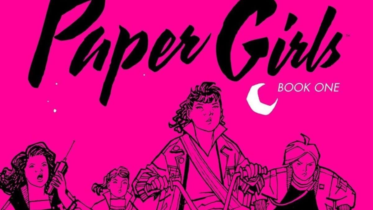 A look at Paper Girls (Image: Brian K. Vaughan, Cliff Chiang)