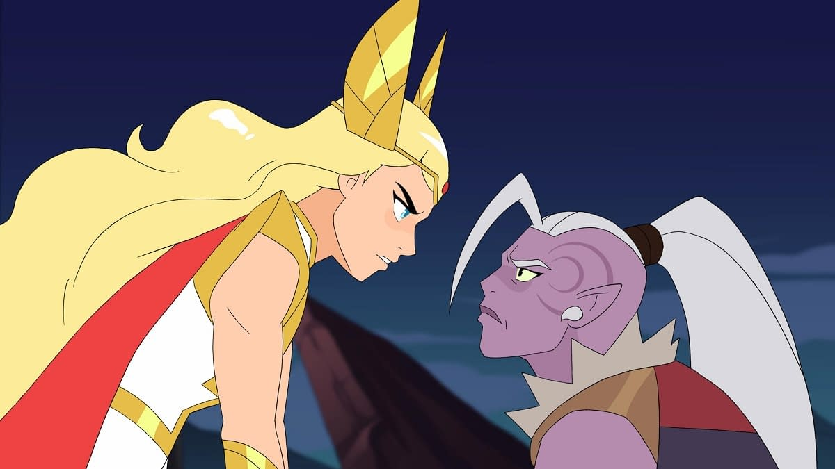 """She-Ra"" Season 3 Trailer Shows More Princesses, More Power"