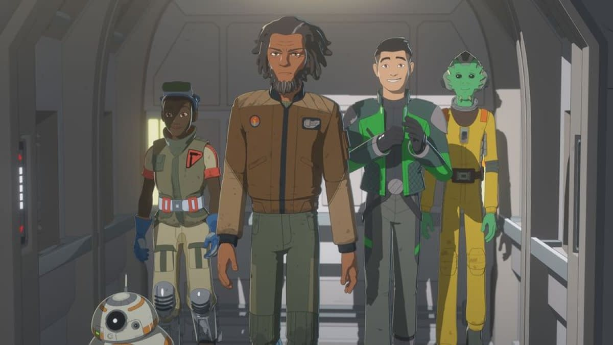 """""""Star Wars: Resistance"""" To End With Upcoming Second Season - See The Brand New Trailer"""