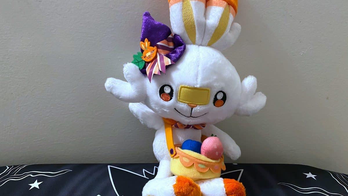 The Plushies of Pokémon Center's Halloween 2021 Collection