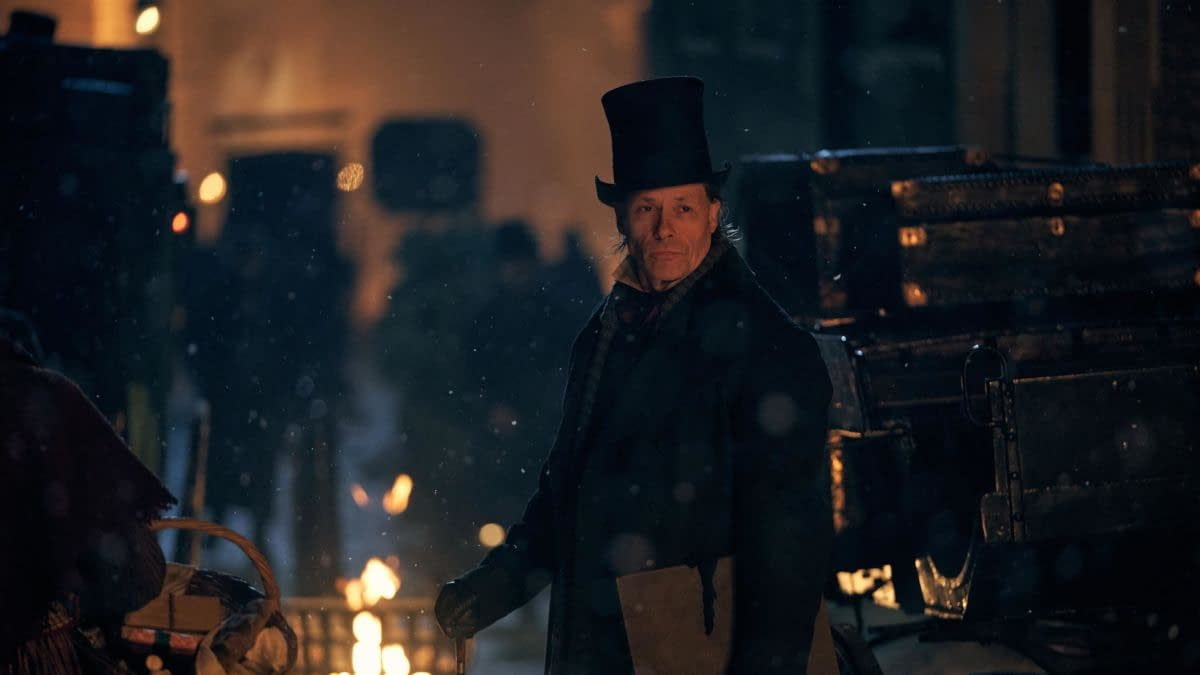 """""""A Christmas Carol"""": Merry-F***ing-Christmas - or Else REVIEW"""