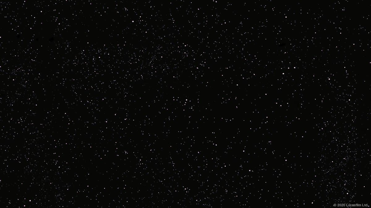 Star Wars Zoom backgrounds have arrived.