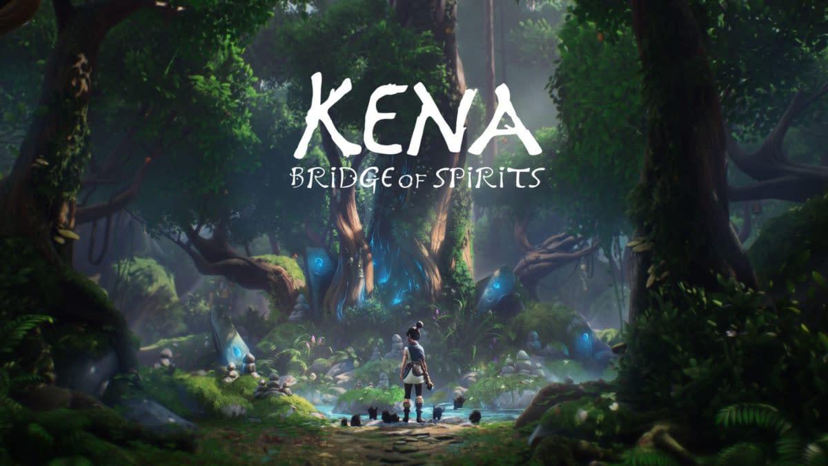 Kena: Bridge Of Spirits Debuts During PS5 Reveal Stream