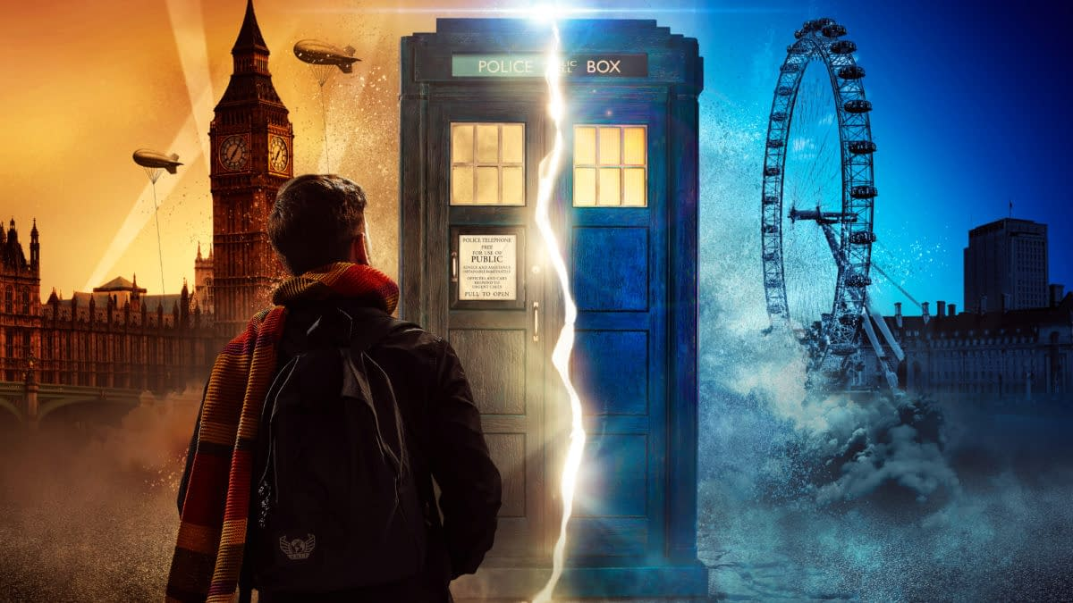 Doctor Who: Time Lord Victorious Immersive Tie-In Scheduled February