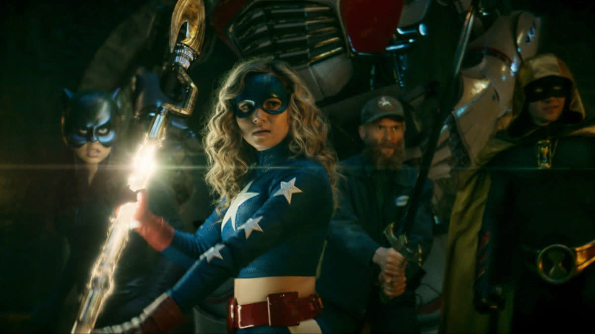 Stargirl Season 2 Poster: Eclipso Will Know Their Fears This August
