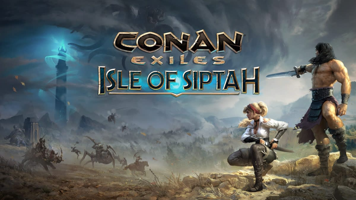 Conan Exiles: Isle Of Siptah Receives A Release Date