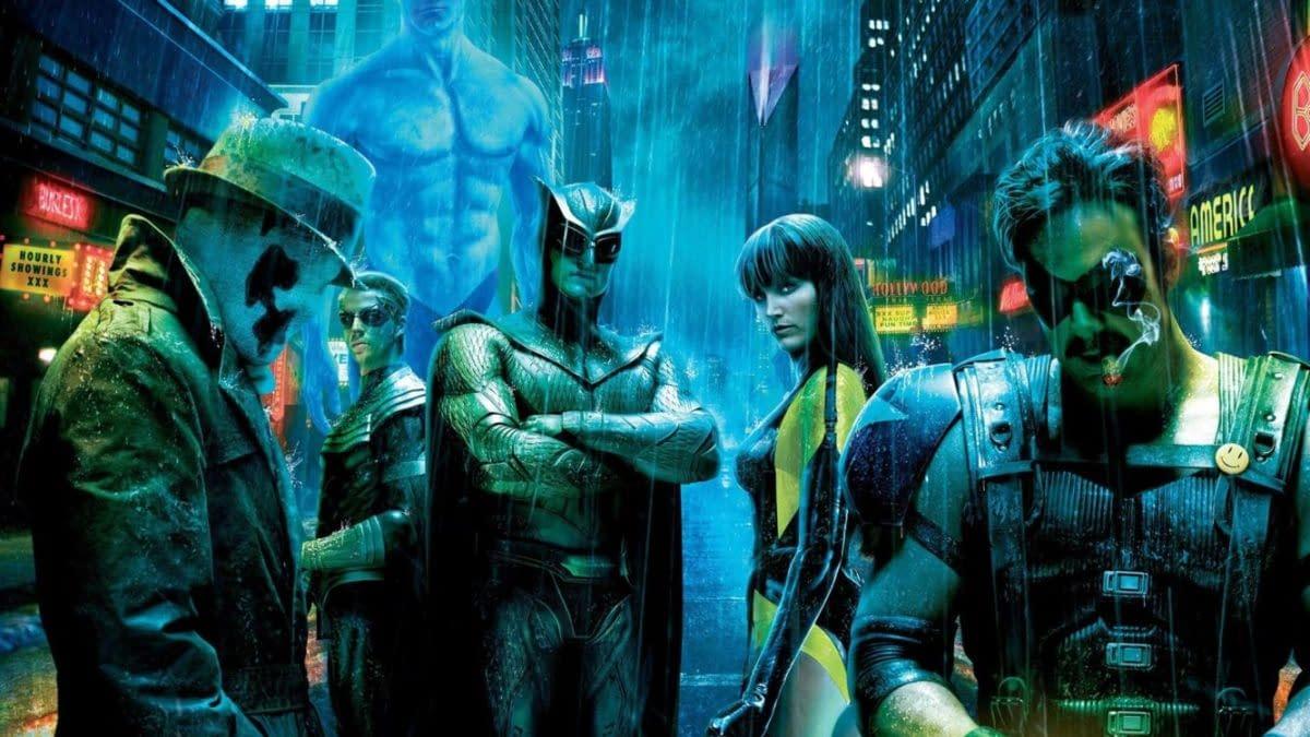 Bourne Director Paul Greengrass Talks His Joker-esque Watchmen Pitch