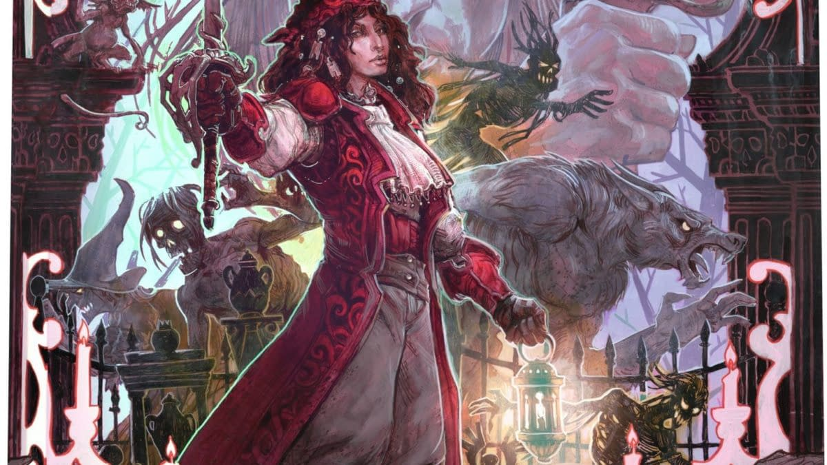 Dungeons & Dragons Announces Van Richten's Guide To Ravenloft