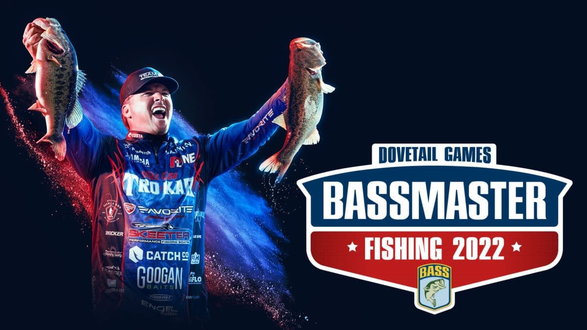 Bassmaster Fishing 2022 Will Be Released This Fall