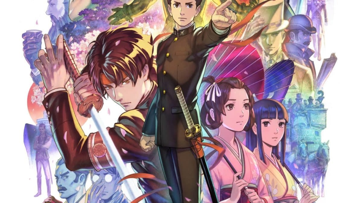 The Great Ace Attorney Chronicles Will be Released In July