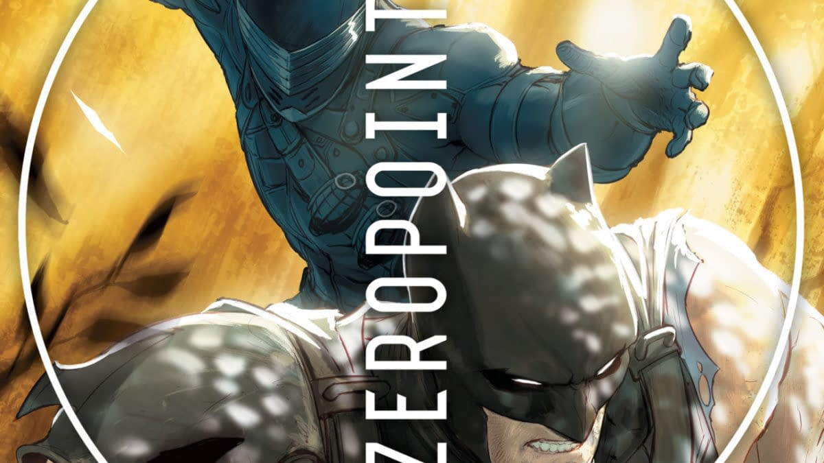 Cover image for BATMAN FORTNITE ZERO POINT #3 (OF 6) CVR A MIKEL JANÌN