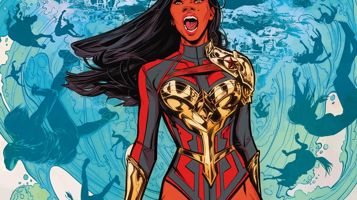 Cover image for WONDER GIRL #1 CVR A JOELLE JONES