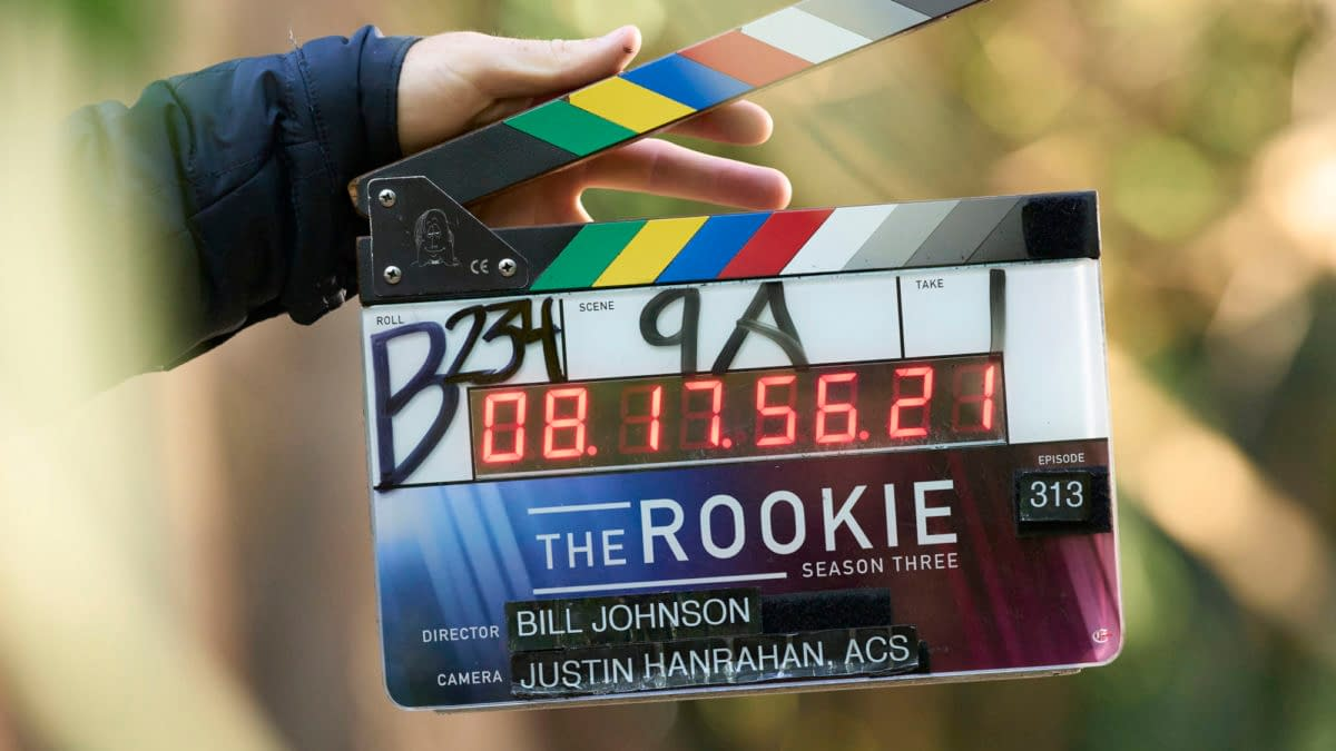 "The Rookie Season 3 ""Triple Duty"" Behind-the-Scenes Look; E13 Preview"