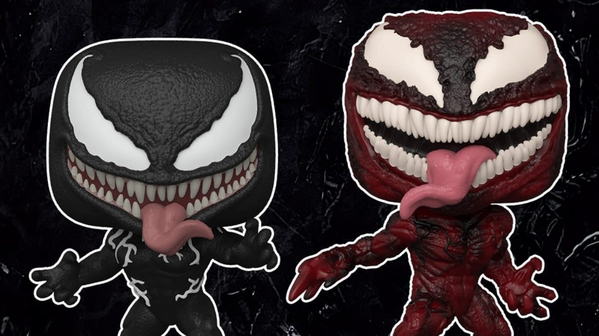 Funko Unleashes Venom With Let There Be Carnage Pop Vinyls