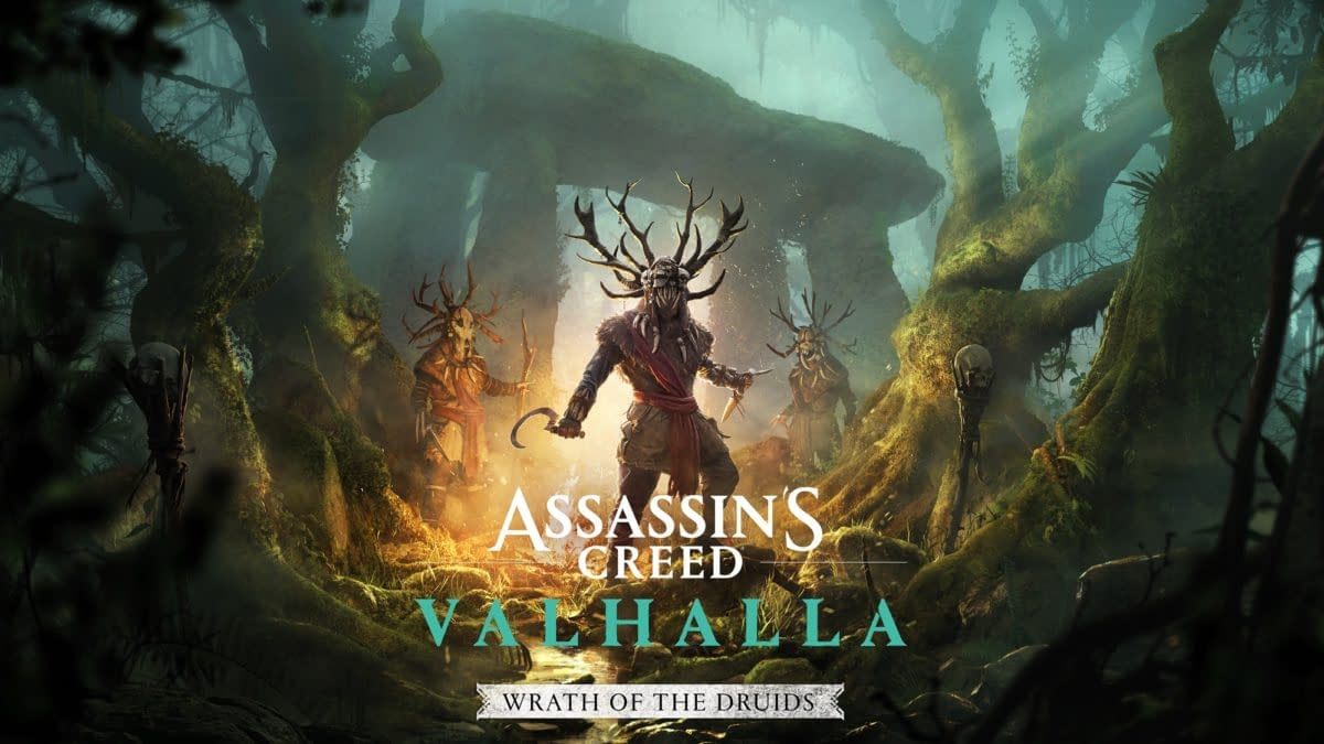 Assassin's Creed Valhalla To Receive Wrath Of The Druids Tomorrow