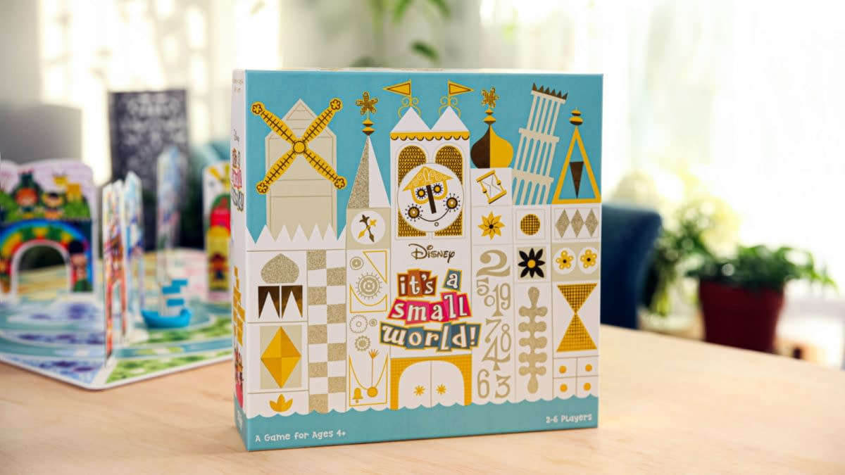 Funko Games Announces It's A Small World Board Game