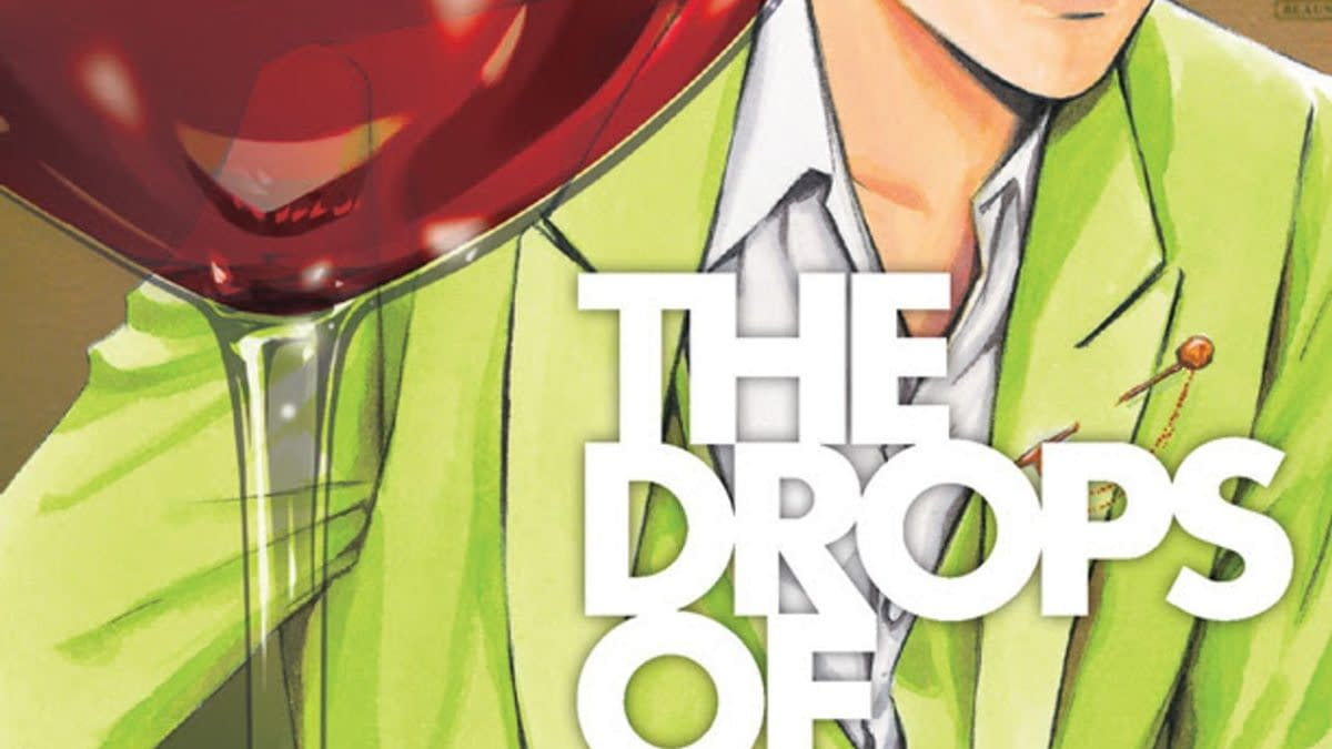 The Drops of God: Epic Wine Manga Series Now Complete in English