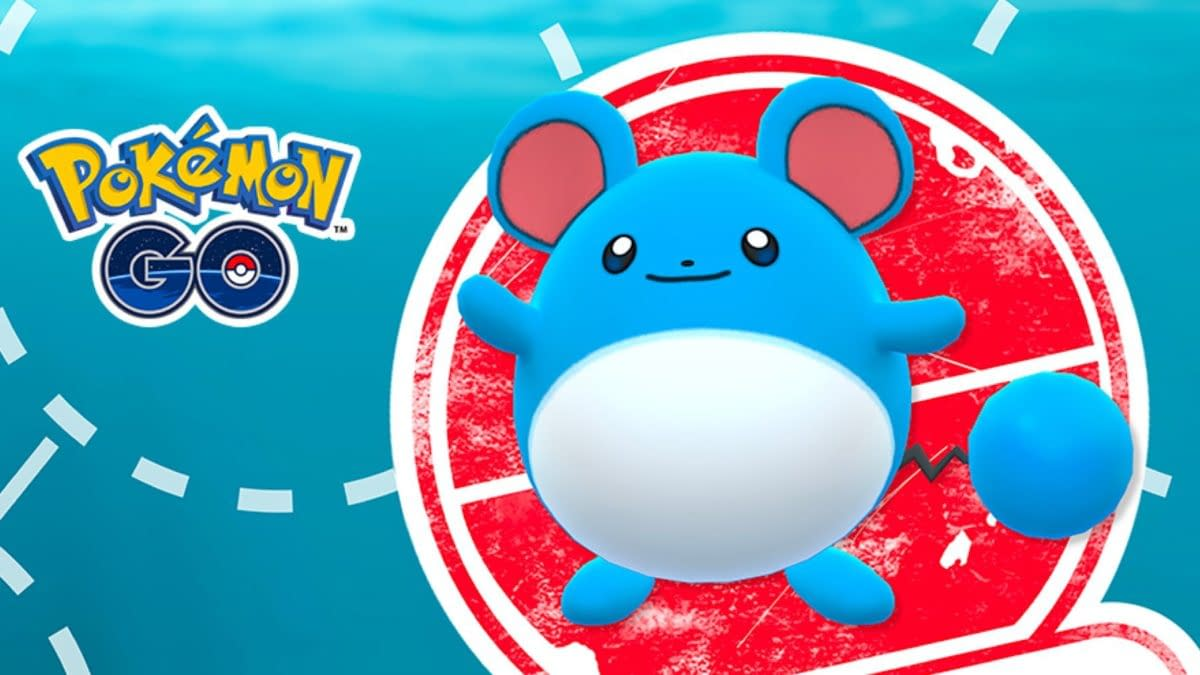 Tomorrow is Marill Limited Research Day in Pokémon GO