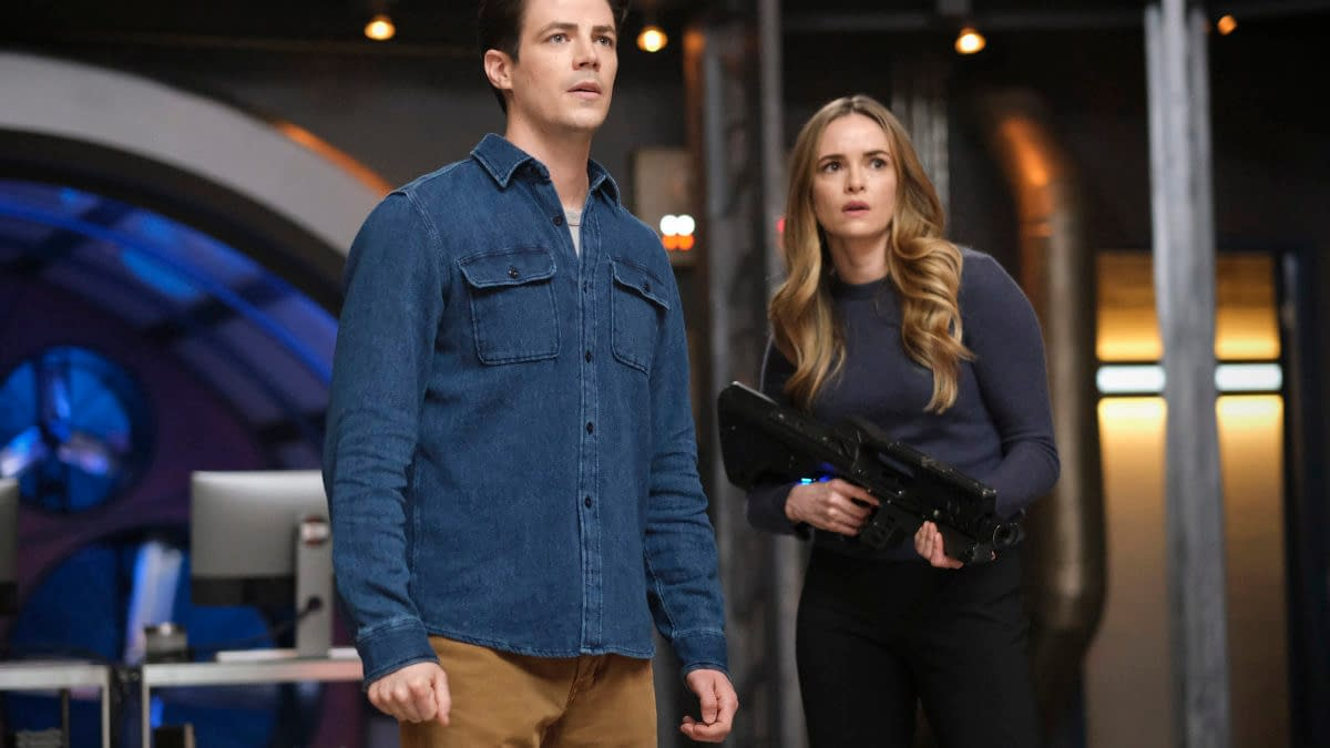 The Flash Season 7 E10 Preview: Can Barry Teach Alexa How To Survive?