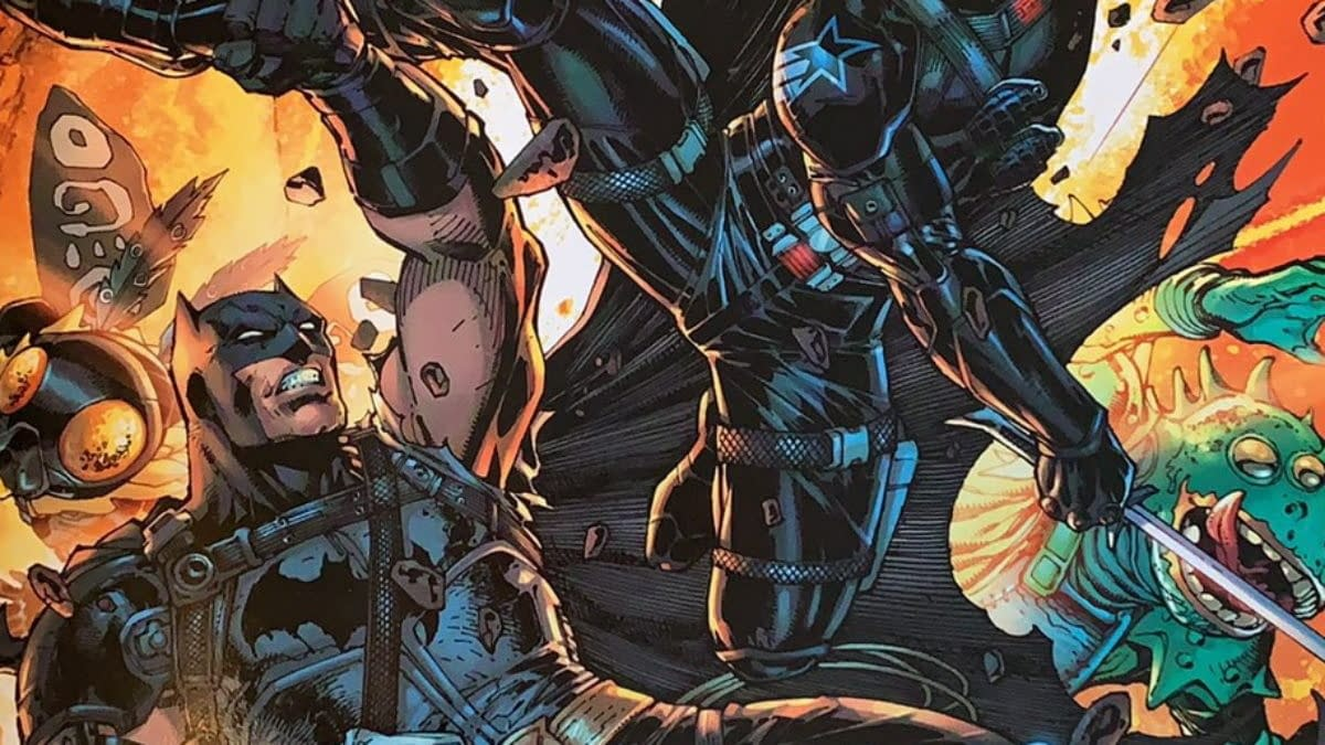 Snake Eyes Trademark/Copyright Missing From Batman/Fortnite #3?