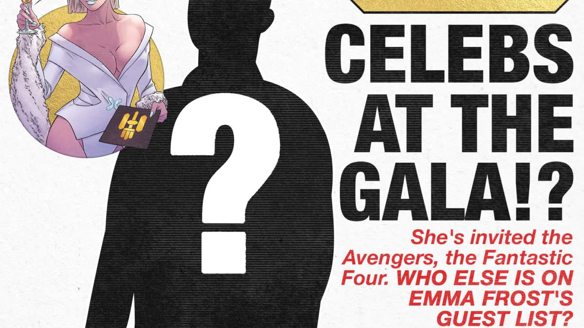 X-Men Hellfire Gala to Feature Real-World Celebrity Guests