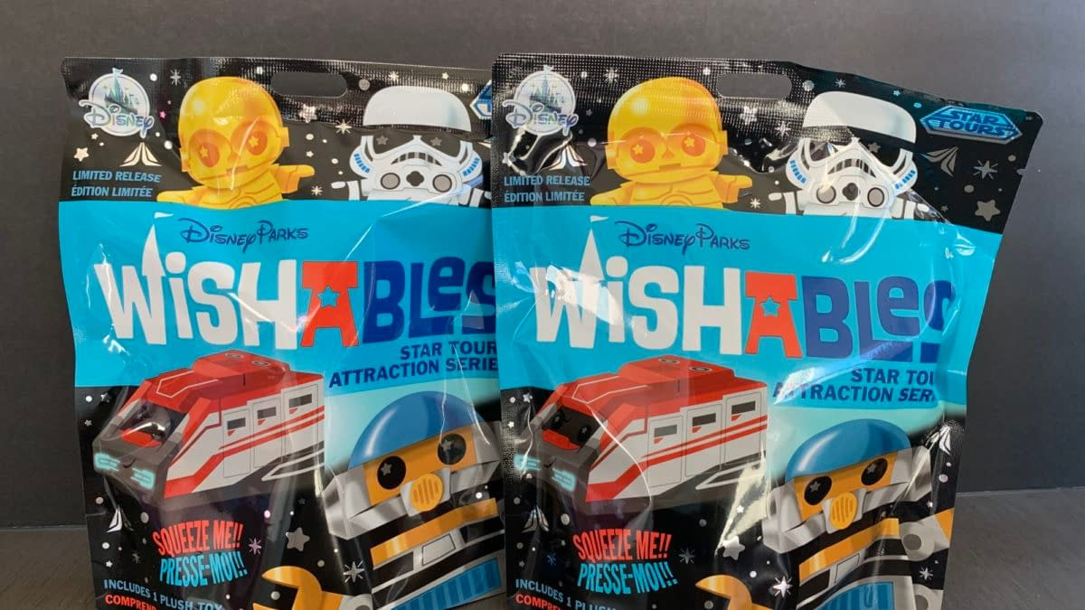 Star Wars Star Tours Disney Parks Wishables Are Adorable Must Buys