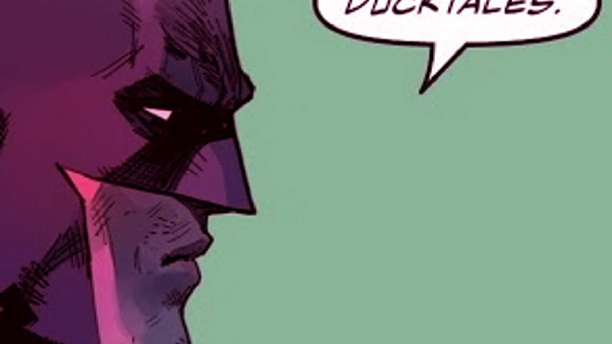 Re-Cap Pages, Batman's Duck Tales And More In Justice League #61