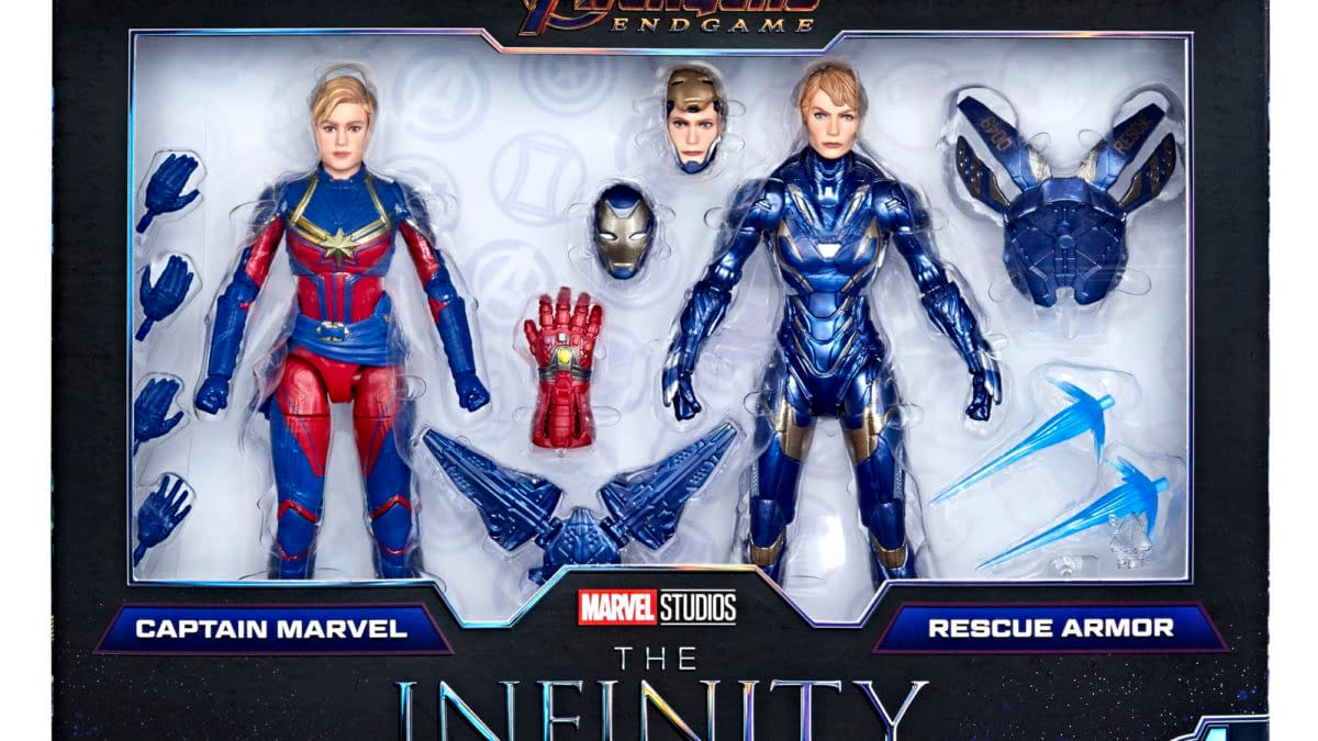 Marvel Legends MCU Reveals Galore: Happy Hogan, Endgame, More