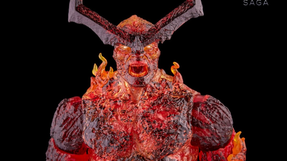 Marvel Legends Monday Reveals: Thor Ragnarok Surtur