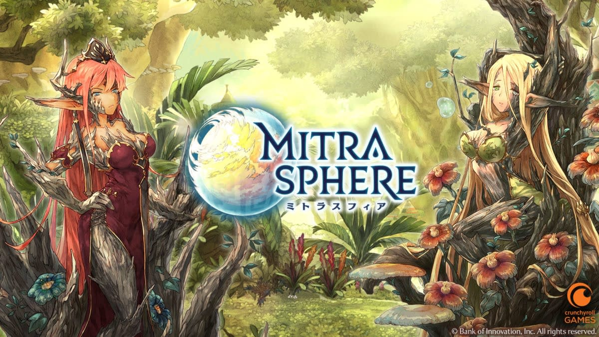 "Crunchyroll Games Announces Pre-Registration for ""Mitrasphere"""