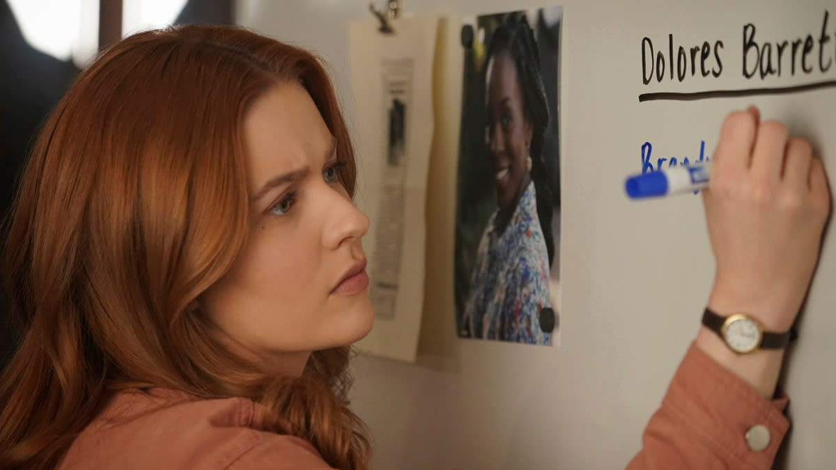 Nancy Drew Season 2 Episode 14 Preview Finds A Drew Crew Whodunit