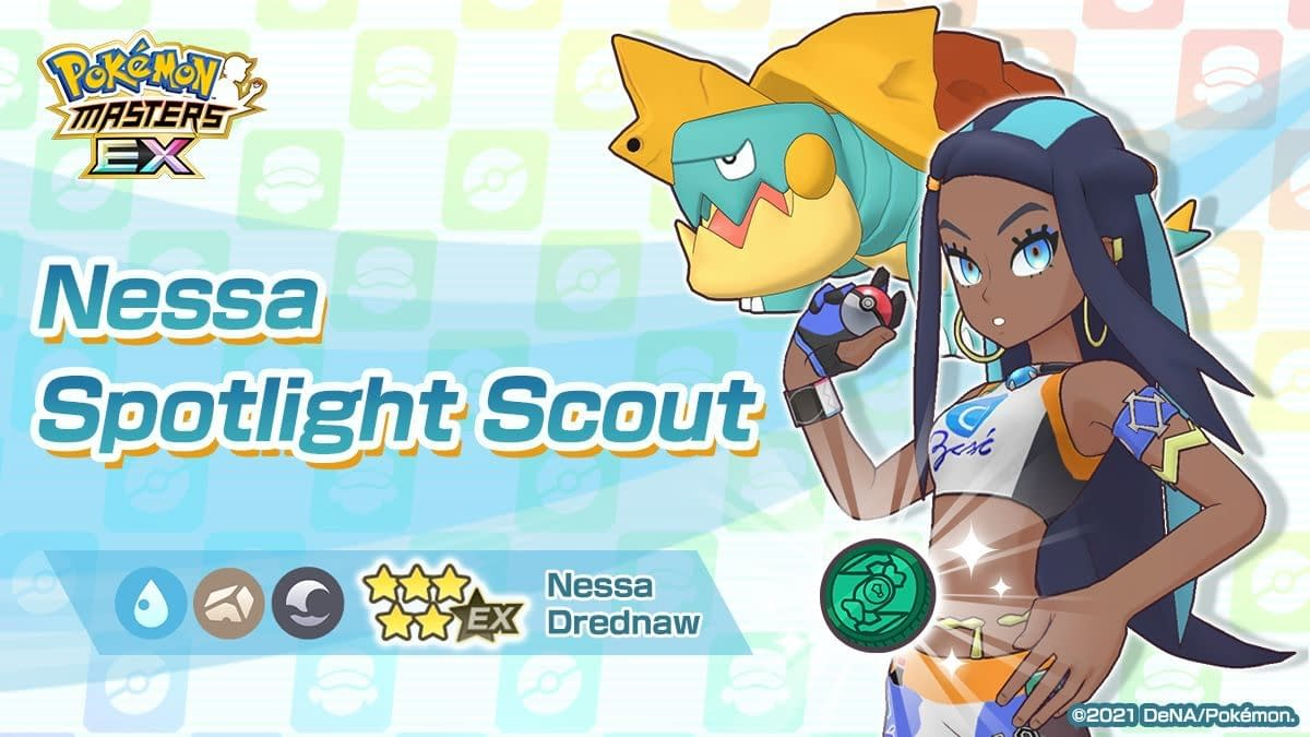 Kyogre, Groudon, Nessa, & Bea Feature in Pokémon Masters EX Events