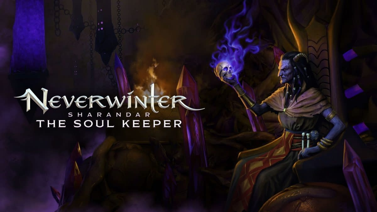 Neverwinter Announces Sharandar - Episode 3: The Odious Court