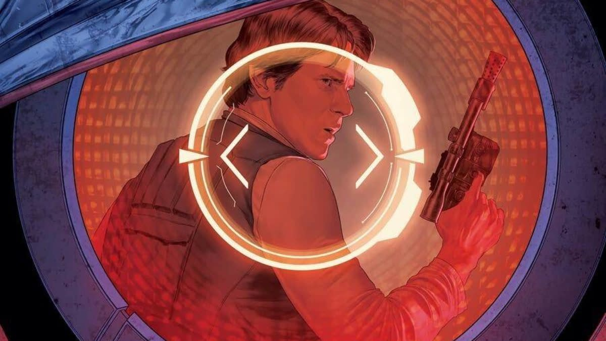 Cover image for STAR WARS BOUNTY HUNTERS #12