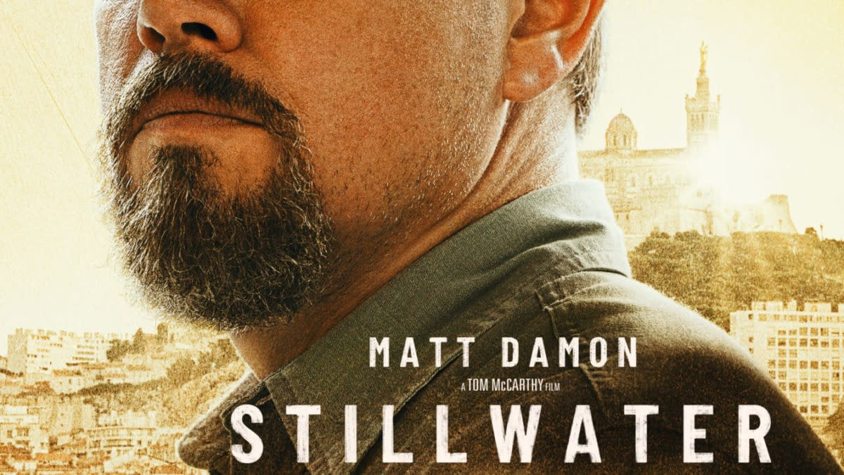Stillwater: First Trailer, Poster, and Images for Matt Damon's Latest