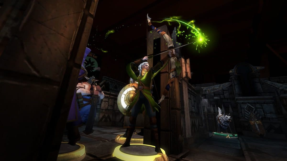 Tabletops in VR: Demeo Ain't Your Average Dungeon Crawler