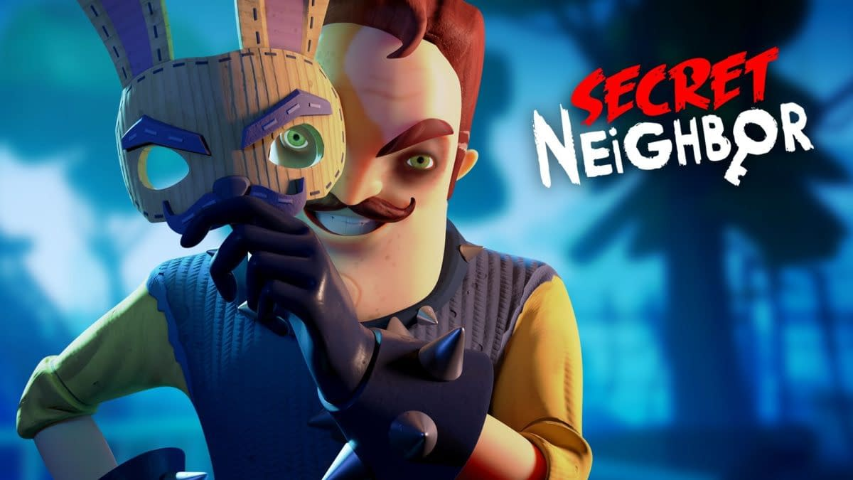 Secret Neighbor Heads To The App Store For Pre-Order