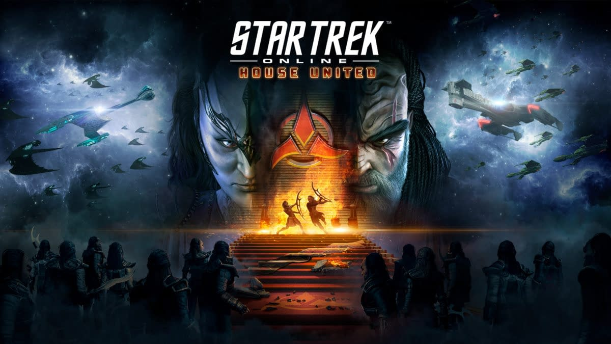 Star Trek Online Launches New Season To Complete Klingon Civil War