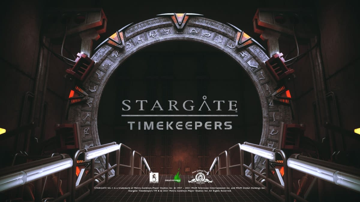 Slitherine & MGM Announce New PC Title Stargate: Timekeepers