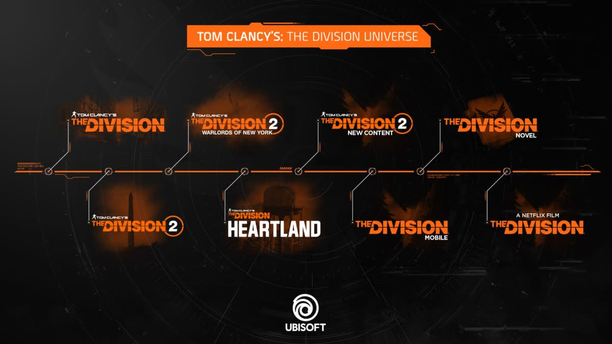 Tom Clancy's The Division Heartland Announced By Ubisoft