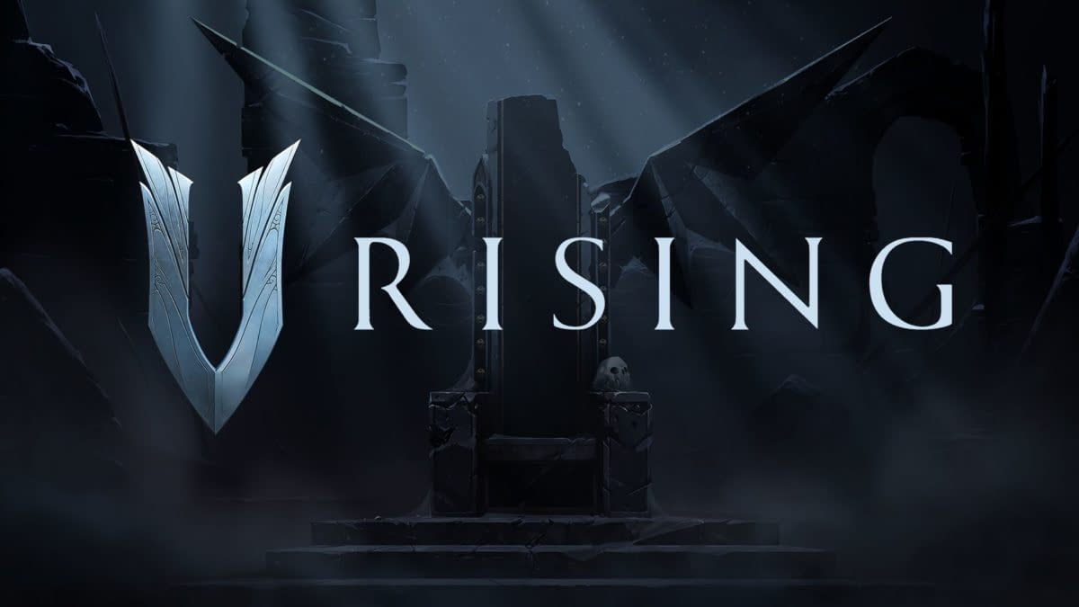 V Rising Has Been Announced For Release On PC Via Steam