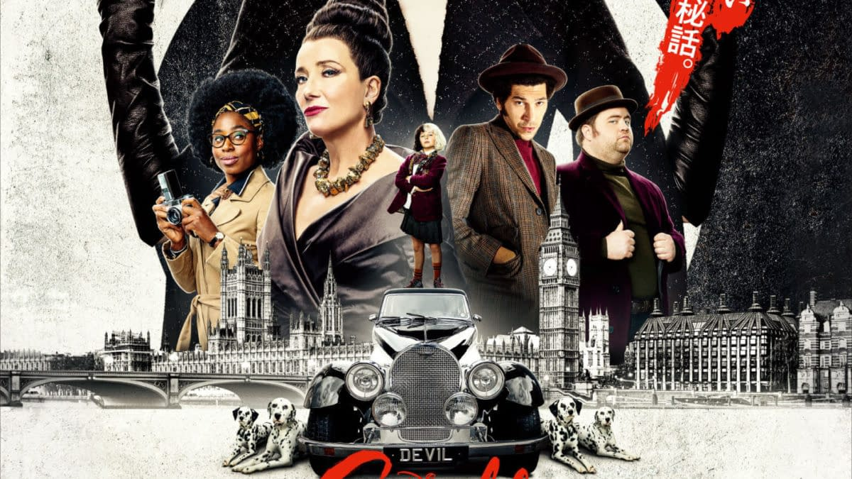 Cruella: 5 New Character Posters and 1 New Internation Poster
