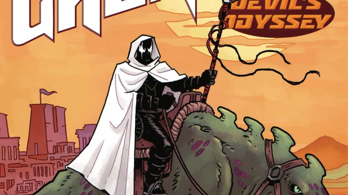 Grendel Devil's Odyssey #6 Review: Just Short Of Greatness